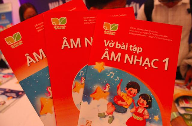 bộ sách giáo khoa lớp 1 theo chương trình giáo dục phổ thông mới