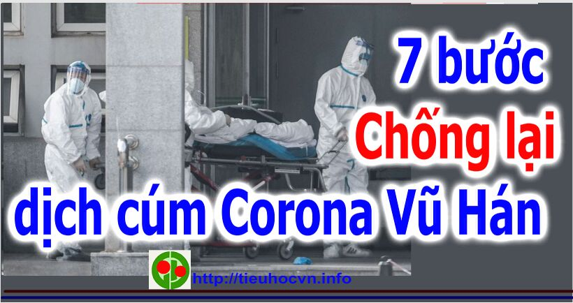 7 cách giúp trường tiểu học phòng chống vi rút Corona