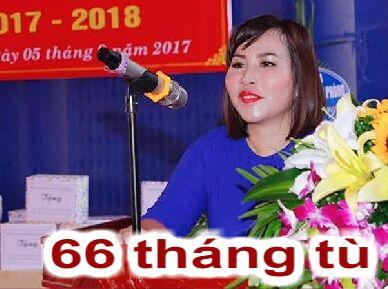 Cựu Hiệu trưởng trường Đặng Cương nhận 66 tháng tù vì lạm thu