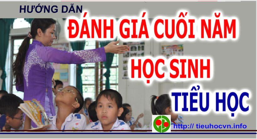 huong-dan-danh-gia-cuoi-nam-hoc-sinh-tieu-hoc