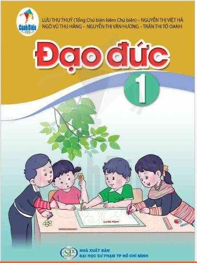Sách giáo khoa Đạo đức 1 Bộ sách Cánh diều tieuhoc