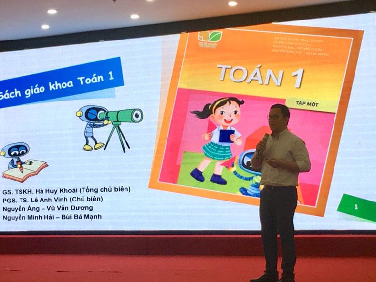 Sách giáo khoa Tiếng Việt 1 Chương trình 2018  Năm học 2020- 2021